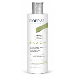 Noreva Hexaphane Shampoing Fréquence 250 ml