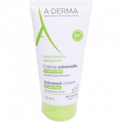 Aderma crème hydratante universelle 150ml