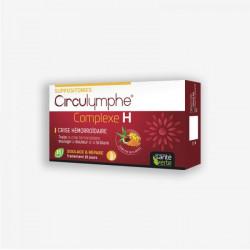 Santé Verte circulymphe complexe H suppositoires