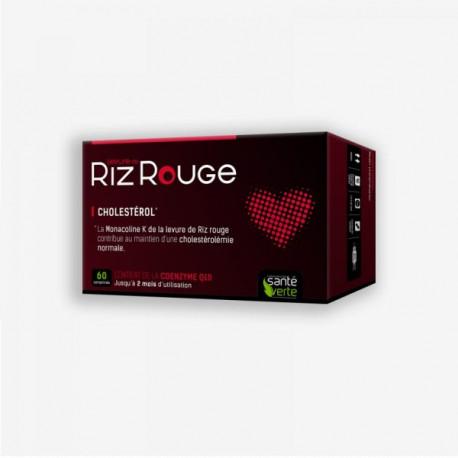 Santé Verte Levure de Riz Rouge 30 comprimés