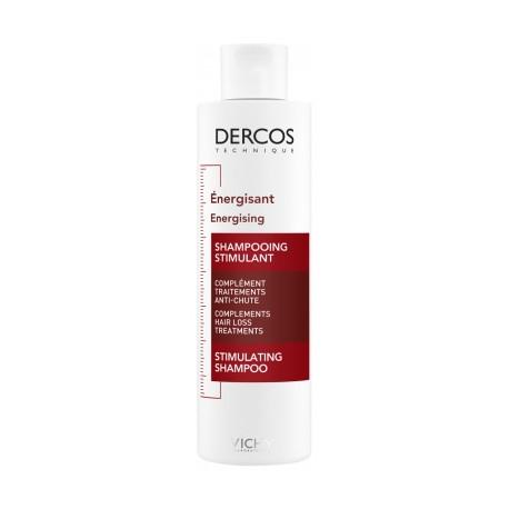 Vichy Dercos Shampoing Energisant 200 ml