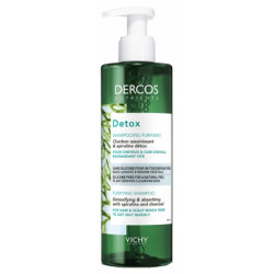 Vichy Dercos Nutrients Detox Shampooing Purifiant 250 ml
