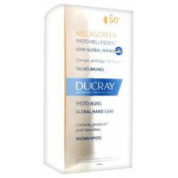 Ducray Melascreen Soin Global Mains SPF 50+ 50 ml