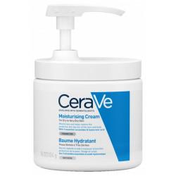 CeraVe Baume Hydratant avec Pompe 454 g