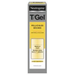 Neutrogena T/Gel Shampoing Pellicules Sèches 250 ml