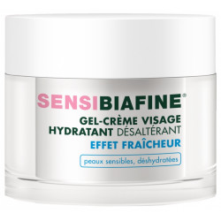 SensiBiafine Gel-Crème Visage Désaltérant 50 ml