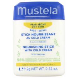 Mustela Stick Nourrissant au Cold Cream 9,2 g