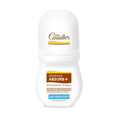 Rogé Cavaillès Déo soin Régulateur Roll on sans parfum 50ml