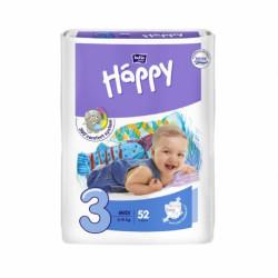 HAPPY Couche bébé T3 5 à 9kg x52