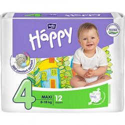 Happy Couche T4 8à18kg x12