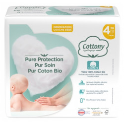 Cottony Couche Bébé T4 x28