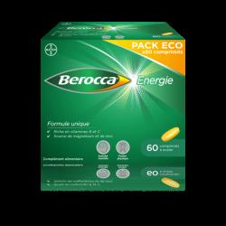 Berocca énergie 60 comprimés pelliculés