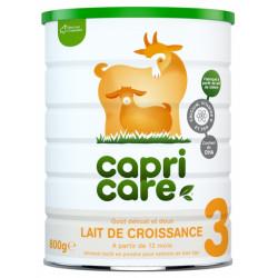 Capricare lait de croissance 800g