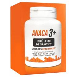 Anaca 3+ Brûleur de graisses 120 gélules