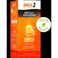 Anaca 3 Infusion Brûle graisses 24 sachets