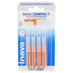 Inava 4 Brossettes Interdentaires - Taille :1,2 mm