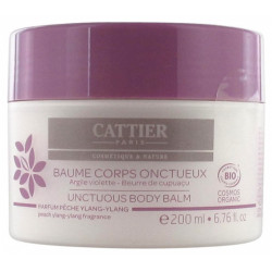 CATTIER BAUME CRPS PECHE/YLANG 200ML