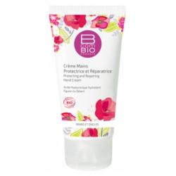 BcomBIO Essentielle Crème Protectrice et Réparatrice Mains et Ongles 50 ml