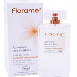 Florame Agrumes Irrésistibles Eau de Toilette Bio 100ml