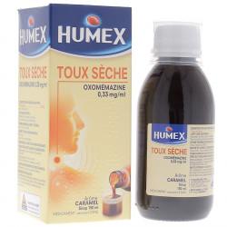 Humex oxomemazine 0,33mg/ml Sirop 150ml