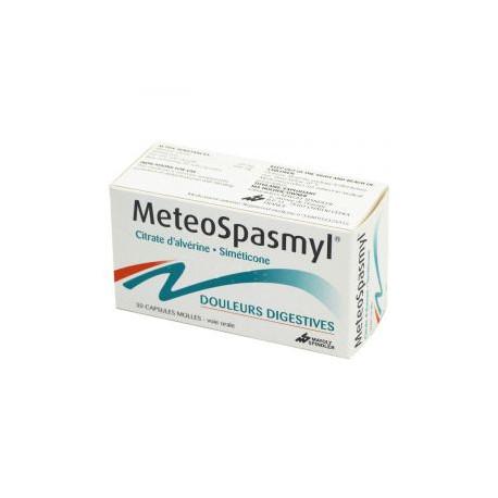 MeteoSpasmyl 30 capsules