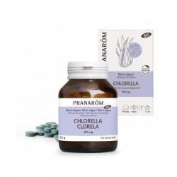 PRANARÔM Chlorella 500 mg - 150 comprimés