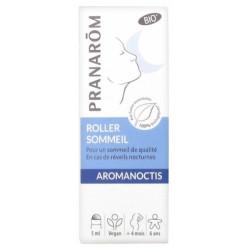 Pranarôm Aromanoctis Roller Sommeil Bio 5 ml