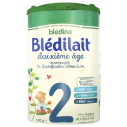 BLEDILAIT 2EME AGE 800G