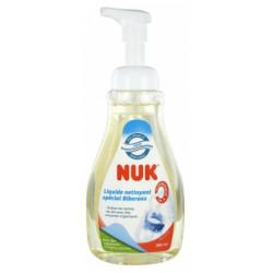 Nuk Liquide Nettoyant Spécial Biberons 380 ml
