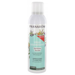 Pranarôm Aromaforce Spray Assainissant Ravintsara Tea Tree Bio 150 ml