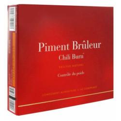 Piment Brûleur 60 Comprimés