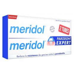 Meridol Parodont Expert Dentifrice Lot de 2 x 75 ml