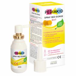 Pediakid Spray Nez-Gorge 20 ml