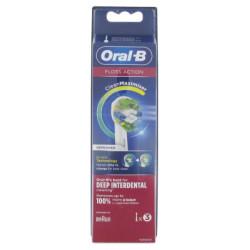 Oral-B Floss Action Clean Maximiser 3 Brossettes