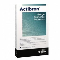 Nhco Actibron Gorge/Bronche/Poumons 28 Gélules