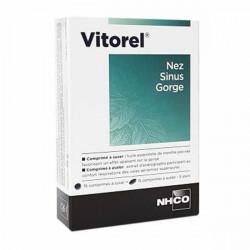 Nhco Vitorel Sinus/Nez/Gorge 30 comprimés