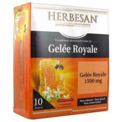 HERBESAN GELEE ROYALE E AMP BUV10