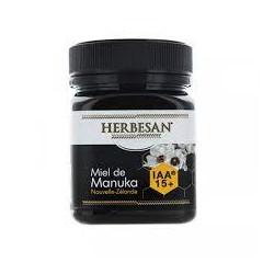 Herbesan Miel de Manuka IAA 15+ 250 g