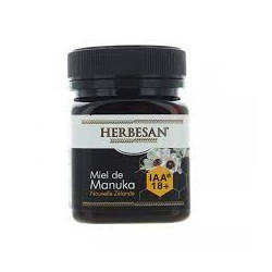 Herbesan Miel de Manuka IAA 18+ 250 g