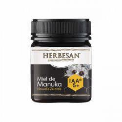 HERBESAN MIEL DE MANUKA IAA5 250G