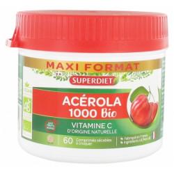 SUPERDIET ACEROLA 1000 BIO 60 CPS