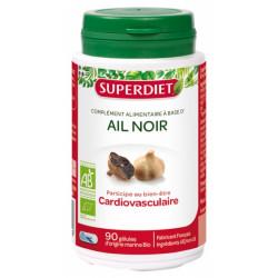 Super Diet Ail Noir Bio 90 Gélules