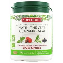 SUPERDIET QUATUOR BRULE GRAISSES 150 CPS