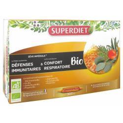 Super Diet Sève Impériale Bio 20 Ampoules