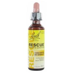 Rescue Bach Compte-gouttes 20 ml
