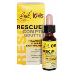 Rescue Bach Kids Rescue Remedy Compte-gouttes 10 ml