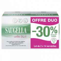 SAUGELLA SERVIET JOUR LOT 2B/14