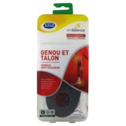 SCHOLL SEMEL ANTI DOULEUR GENOU TALON T1