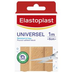 Elastoplast Pansement Universel 10 Bandes de 10 cm x 6 cm