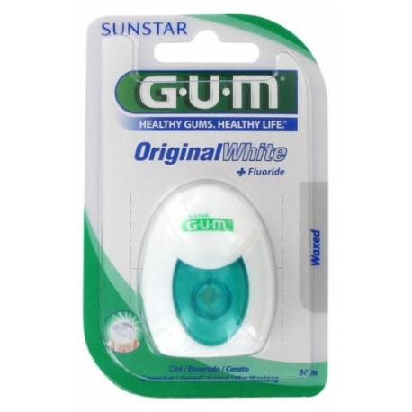 GUM Original White Fil Dentaire